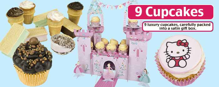 Boxes 9 Cupcakes