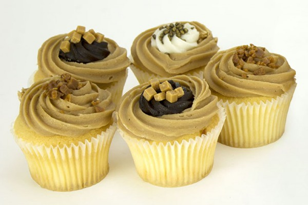 Toffee Lover Cupcakes