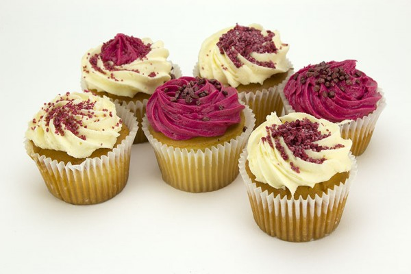 Party Girl Cupcakes