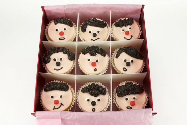 9 Funny Faces Gift Boxed