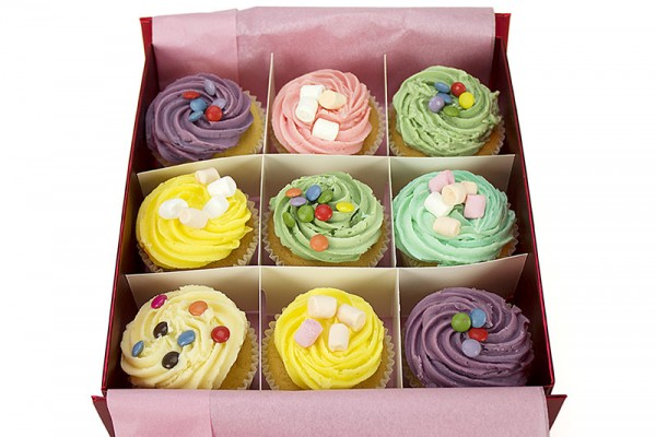 Mallows & Martys Cupcakes Gift Boxed