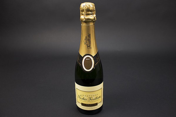 Add Champagne to your Gift