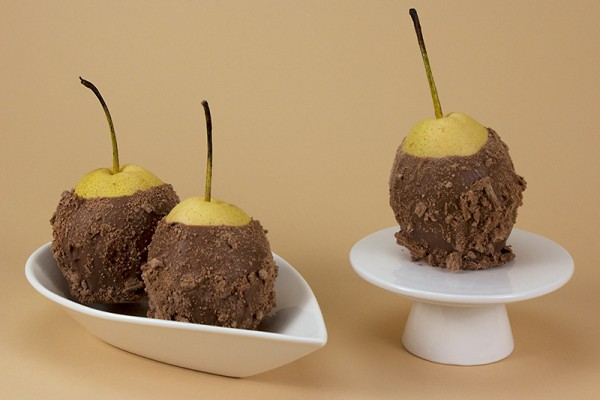 Dipped Pears