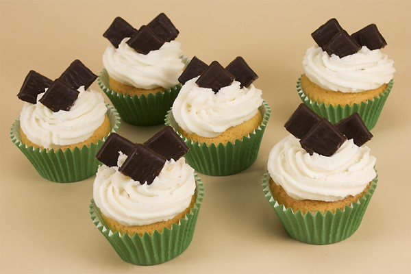 After Eight Sweet Treat Cupcakes