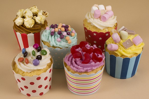 Little Cupcakes Variety Box