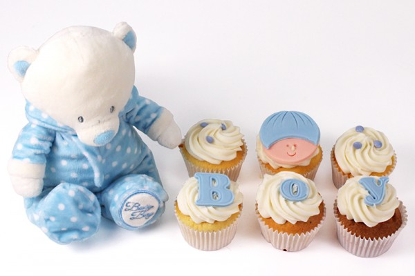 New Baby Gift Set - Blue