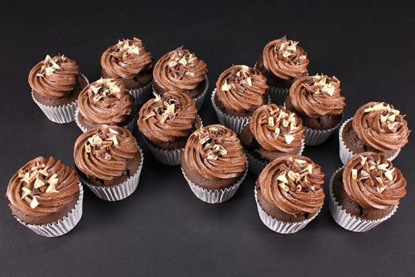 Chocolate Cupcake Indulgence