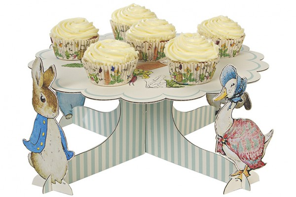Peter Rabbit Party Cupcakes
