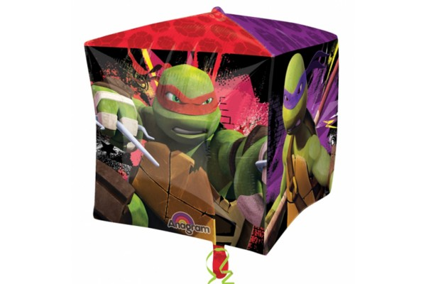 Teenage Mutant Ninja Turtles Cubez Balloon