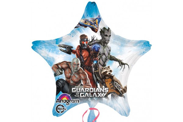 Guardians of the Galaxy Star Balloon