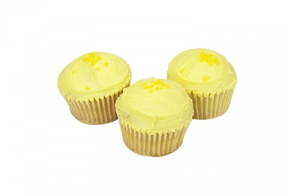 Wednesday 19th - Lemon Sundae Cupcake - Box of 6 - National Cupcake Week