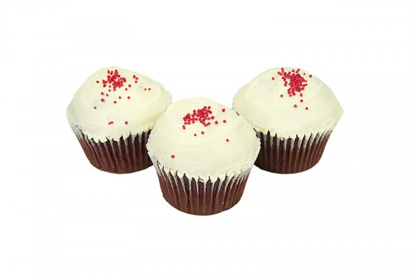 Red Velvet Cupcakes - Box of 6