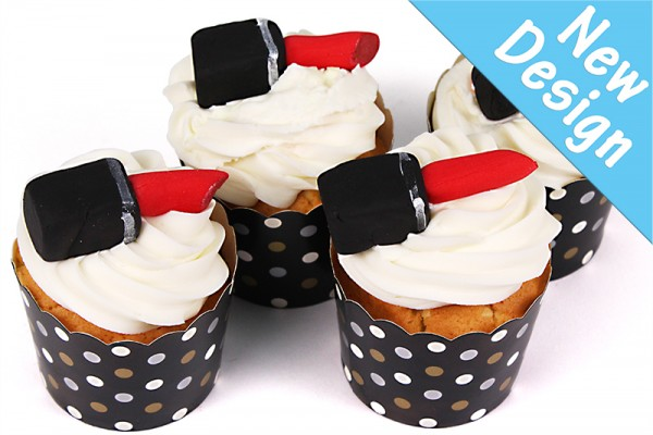 Girl About Town Cupcakes - Box of 4